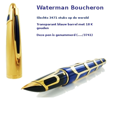 Waterman Edson Boucheron